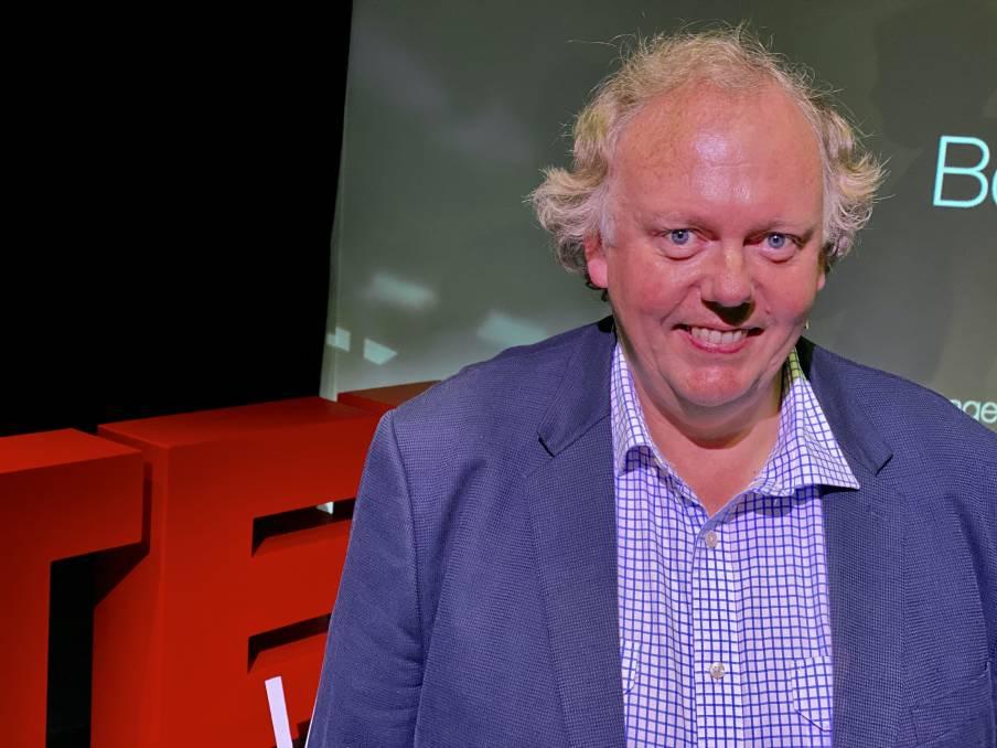 Associate Professor David Beggs, the University of Melbourne