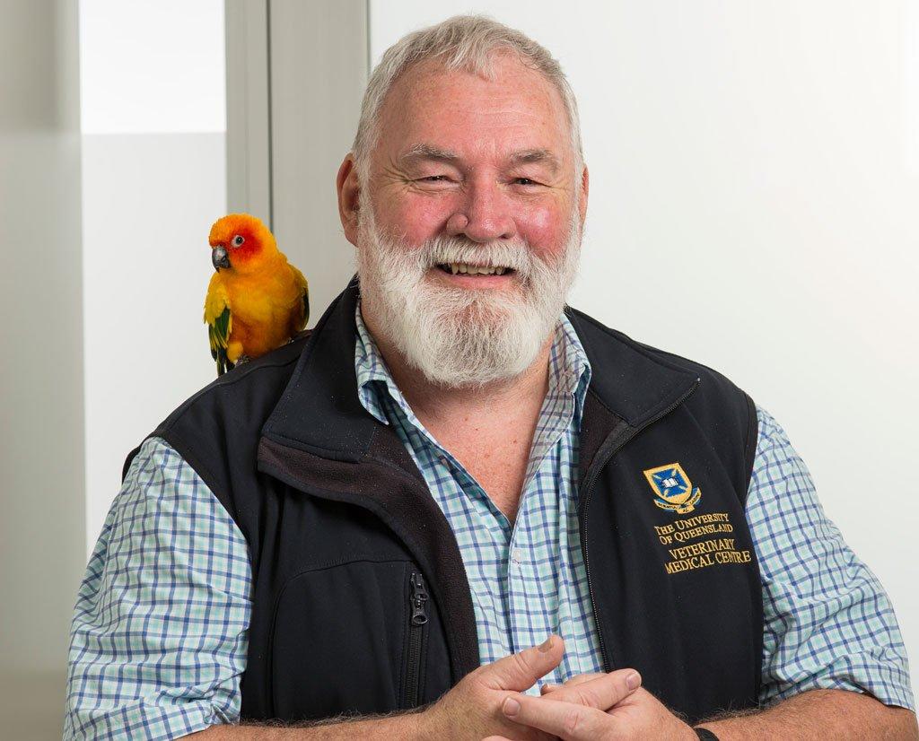 Professor Bob Doneley, The University of Queensland